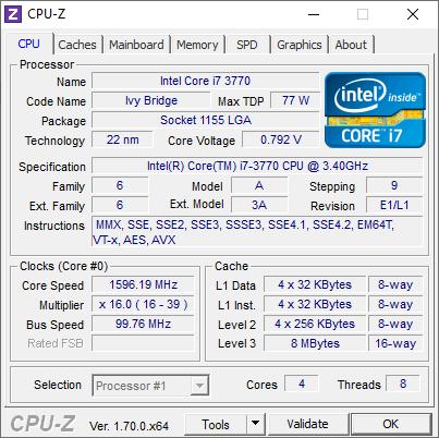 Kiểm tra cấu hình máy tính